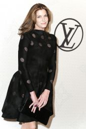 Stephanie Seymour – Louis Vuitton Monogram Celebration in New York City