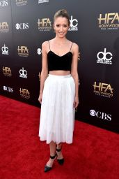 Taryn Southern – 2014 Hollywood Film Awards
