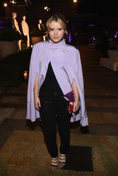 Taylor Spreitler - August Getty Atelier Dinner in Beverly Hills - November 2014