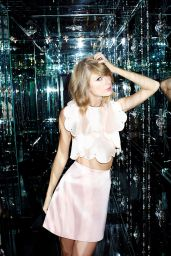 Taylor Swift - ASOS Magazine January 2015 Cover and Photos