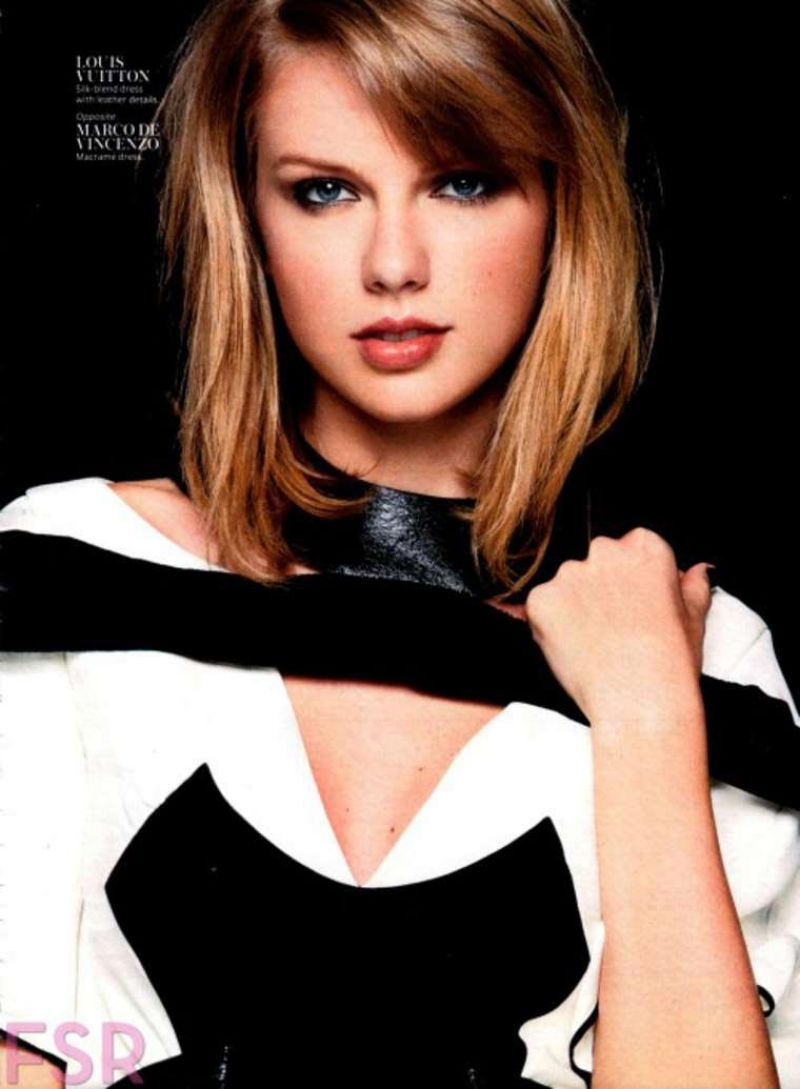 Taylor Swift – InStyle Magazine (Australia) December 2014 Issue
