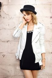 Taylor Swift - Lucky Magazine December 2014/January 2015 Photos