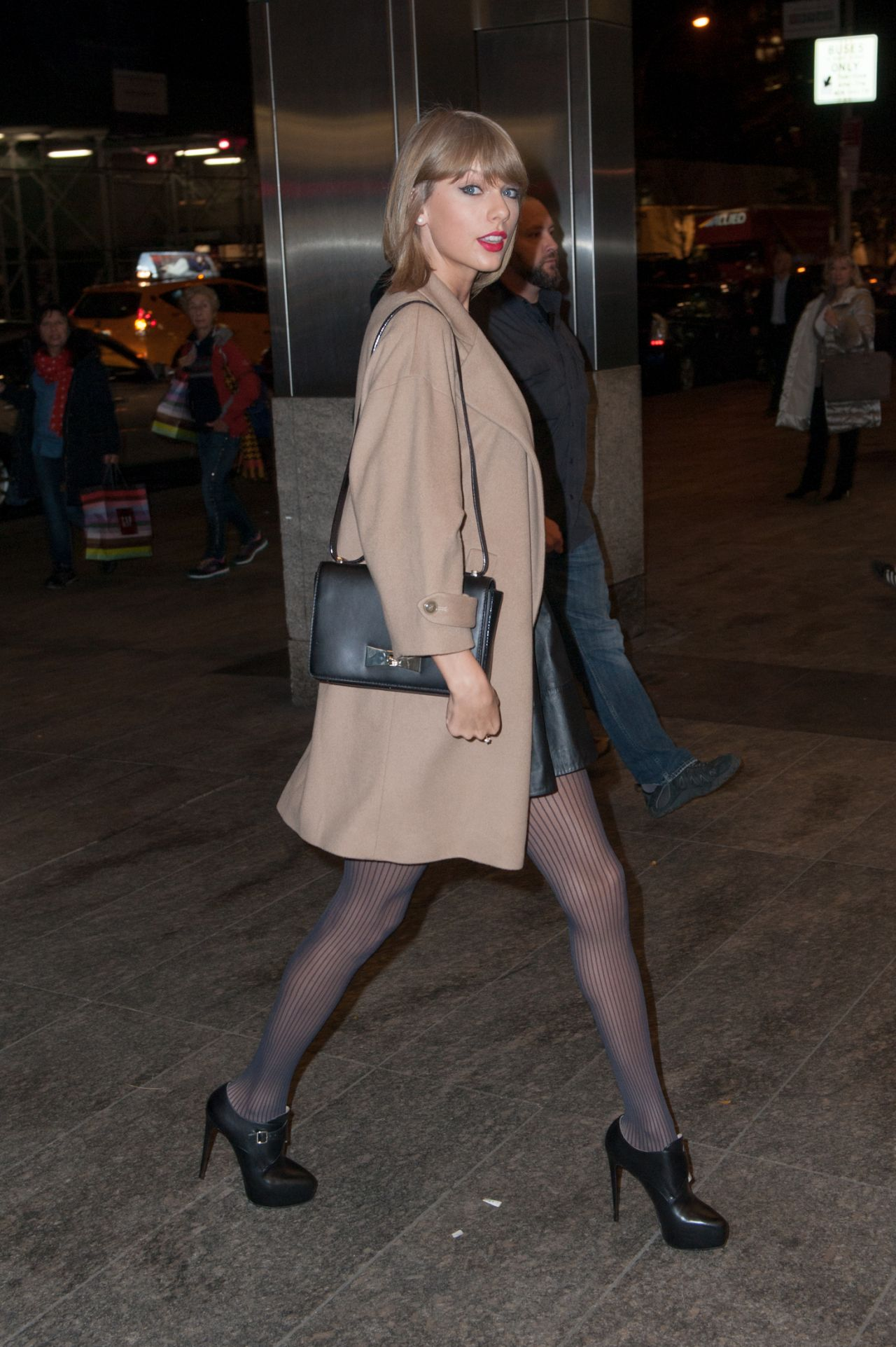 Taylor Swift Night Out Style