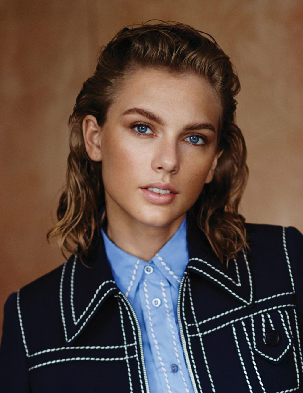 Taylor Swift - Photoshoot for Wonderland Magazine November/December 2014