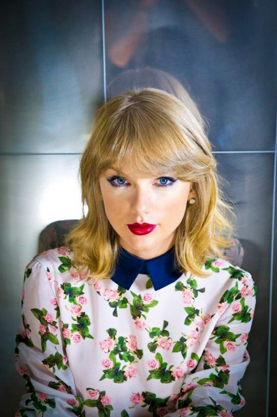 Taylor Swift Photoshoot - The Sunday Times Outtakes 2014 ...