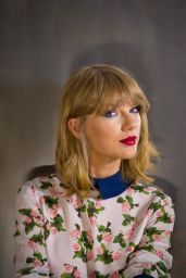 Taylor Swift Photoshoot - The Sunday Times Outtakes 2014