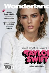 Taylor Swift - Wonderland Magazine November/December 2014