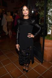 Tessa Thompson – HFPA & InStyle Celebrate 2015 Golden Globe Award Season in West Hollywood