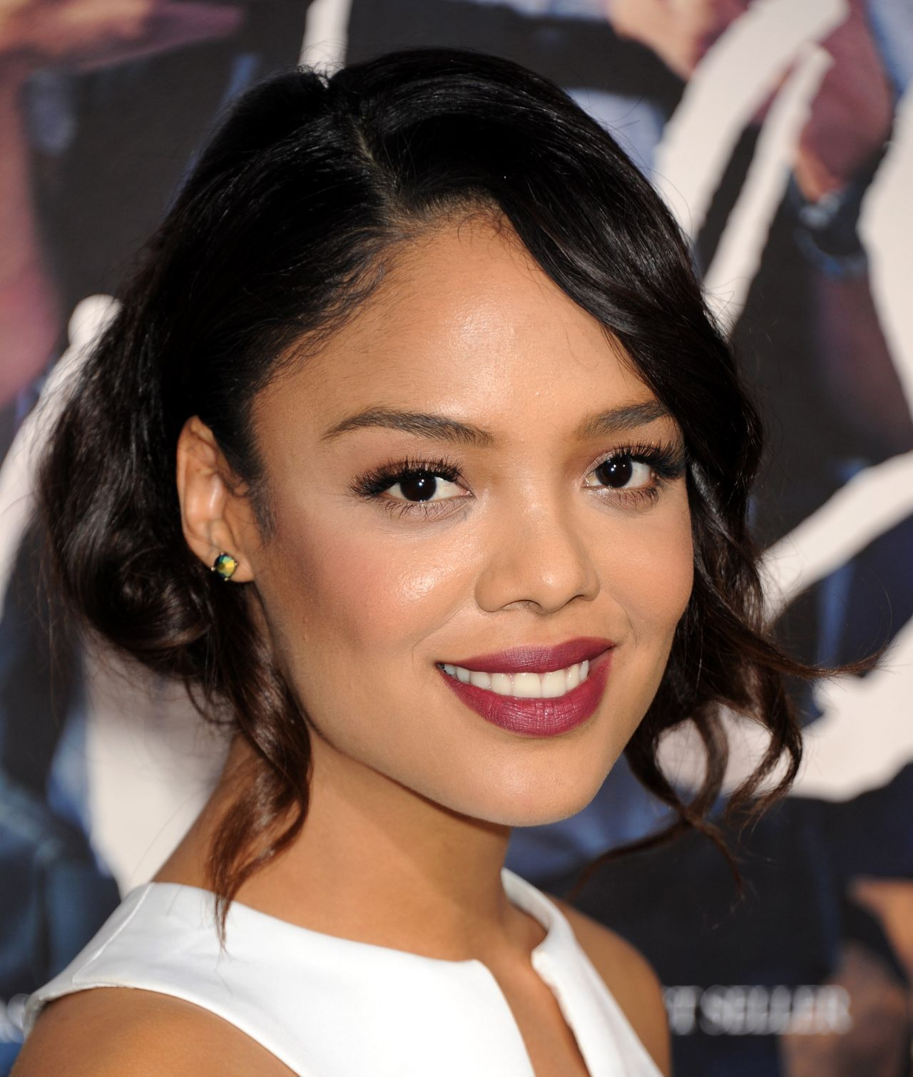 Tessa Thompson Wild Premiere In Los Angeles