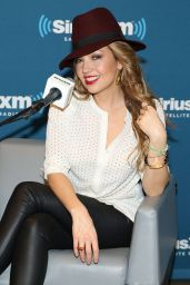 Thalia - Sirius XM in Newy York City - November 2014