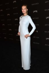 Toni Garrn – 2014 LACMA Art + Film Gala in Los Angeles