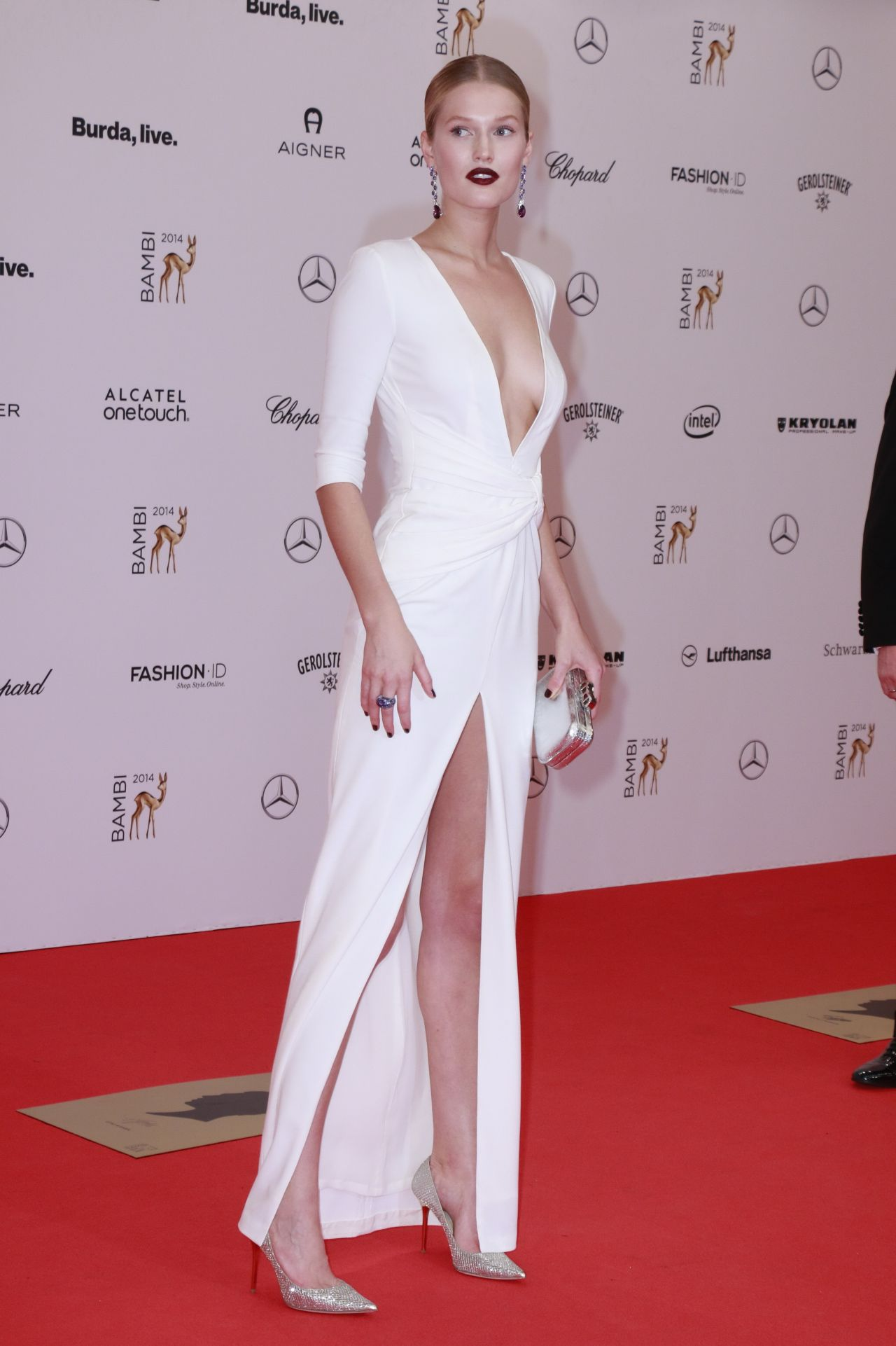 Toni Garrn - Bambi Awards 2014 in Berlin