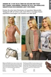 Toni Garrn - Peter Hahn Fall/Winter 2014 Catalog