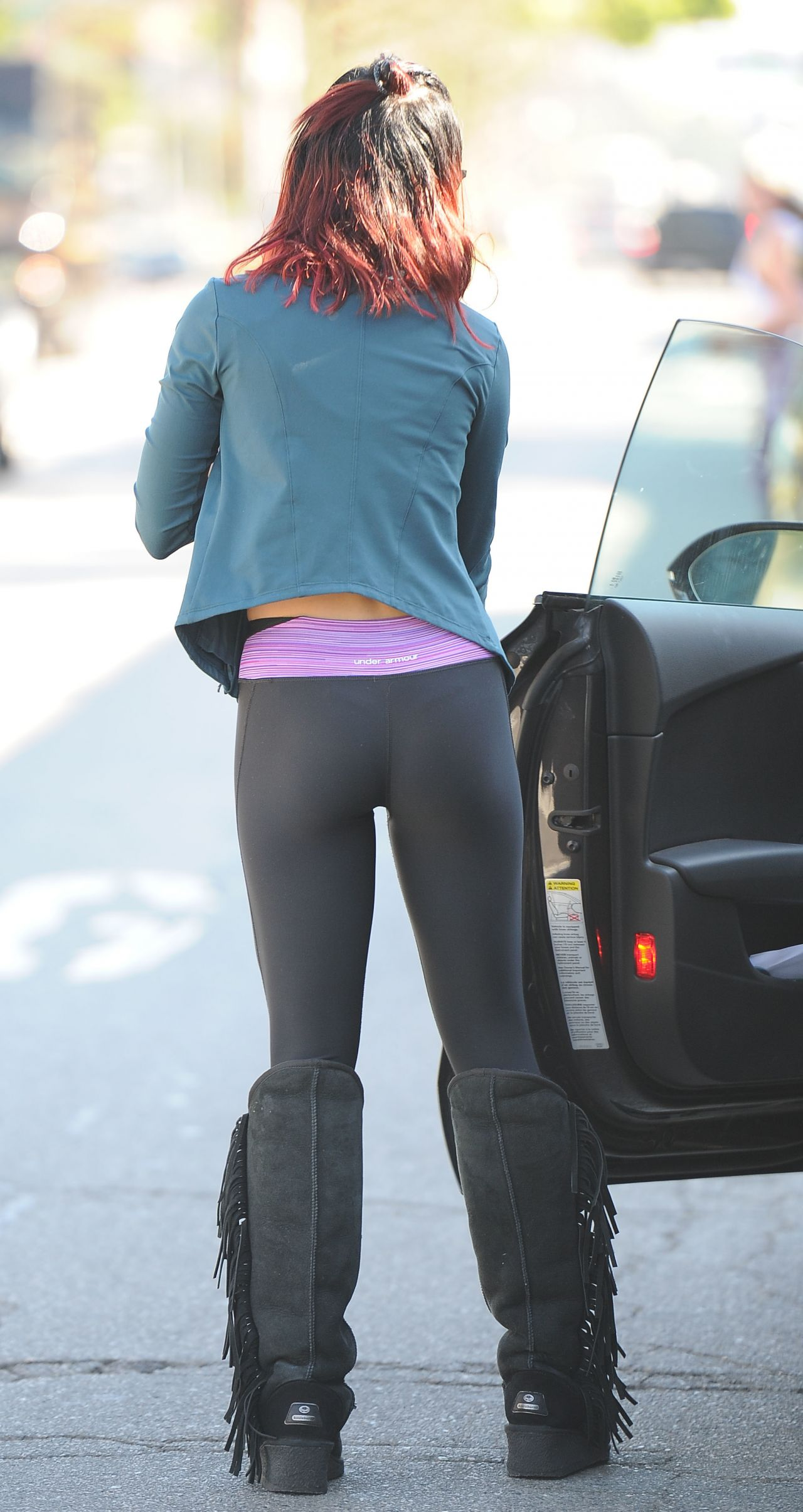 Vanessa hudgens ass butt