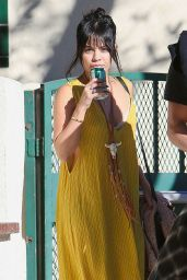 Vanessa Hudgens Street Style - at Whole Foods in Los Angeles, November 2014