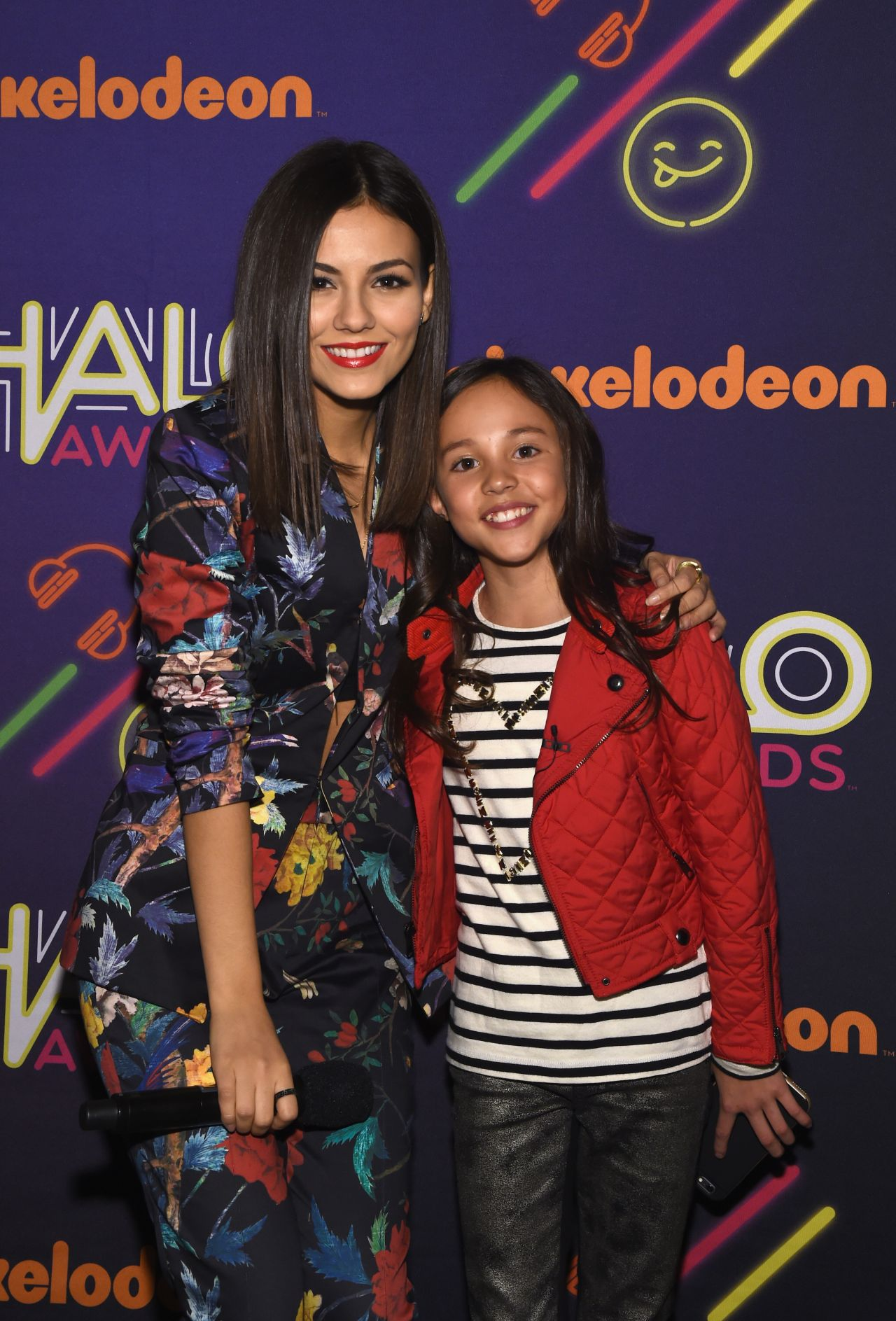 Victoria Justice 2014 Nickelodeon Halo Awards In New