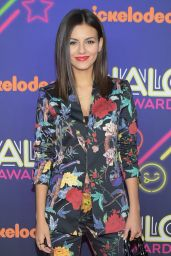 Victoria Justice – 2014 Nickelodeon Halo Awards in New York City