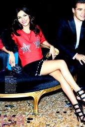 Victoria Justice - Cosmopolitan Magazine January 2015 Issue
