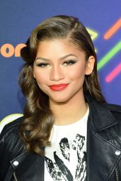 Zendaya Coleman – 2014 Nickelodeon Halo Awards in New York City