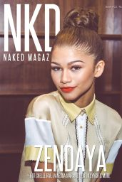 Zendaya Coleman - NKD Magazine March 2014 Issue