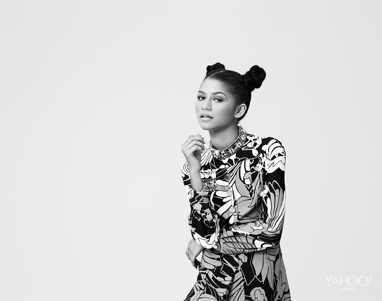 Zendaya Album Photoshoot Zendaya Coleman  s fun photo
