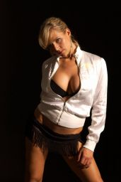 Abi Titmuss Photoshoot (2014)