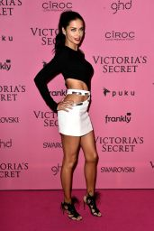 Adriana Lima – 2014 Victoria's Secret Fashion Show in London – After Party