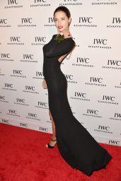 Adriana Lima - IWC Schaffhausen Celebrates