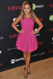 Adrienne Bailon – 2014 LATINA Magazine's '30 Under 30′ Celebration in West Hollywood