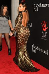 Adrienne Bailon – Rihanna's 1st Annual Diamond Ball Benefit in Beverly Hills