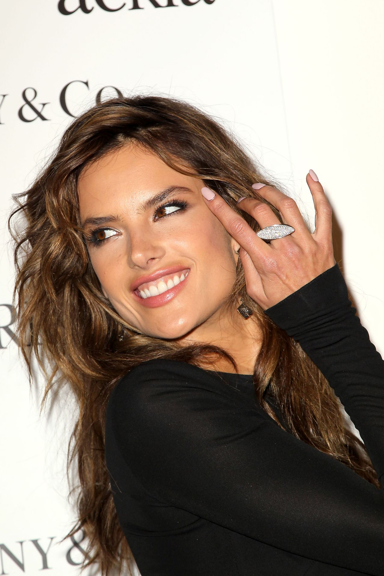 Alessandra Ambrosio - 2014 ACRIA Holiday Dinner in New ... Alessandra Ambrosio