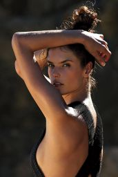 Alessandra Ambrosio - Photoshoot For Glamour Magazine (US) January 2015