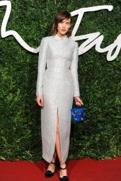 Alexa Chung – 2014 British Fashion Awards in London