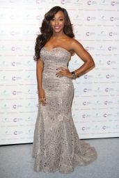 Alexandra Burke - Emeralds & Ivy Ball in London - December 2014