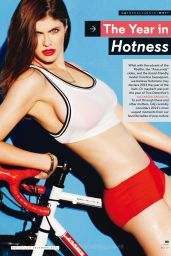 Alexandra Daddario - GQ Magazine December 2014 Issue