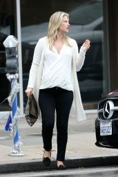 Ali Larter - Out in West Hollywood - December 2014