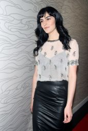 Ali Lohan - TNG Holiday Launch Celebration in New York City - December 2014