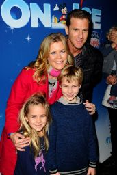 Alison Sweeney - Disney On Ice Presents - Let