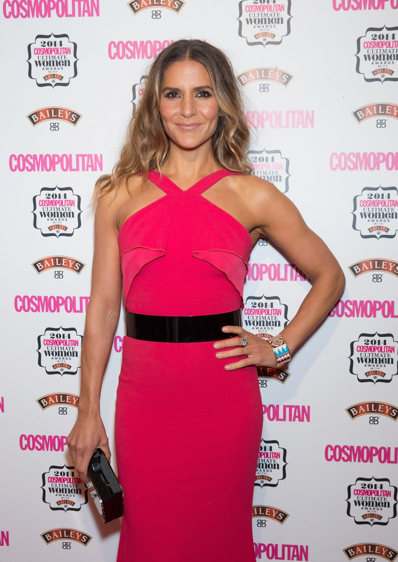 Amanda Byram – 2014 Cosmopolitan Ultimate Women Awards in London