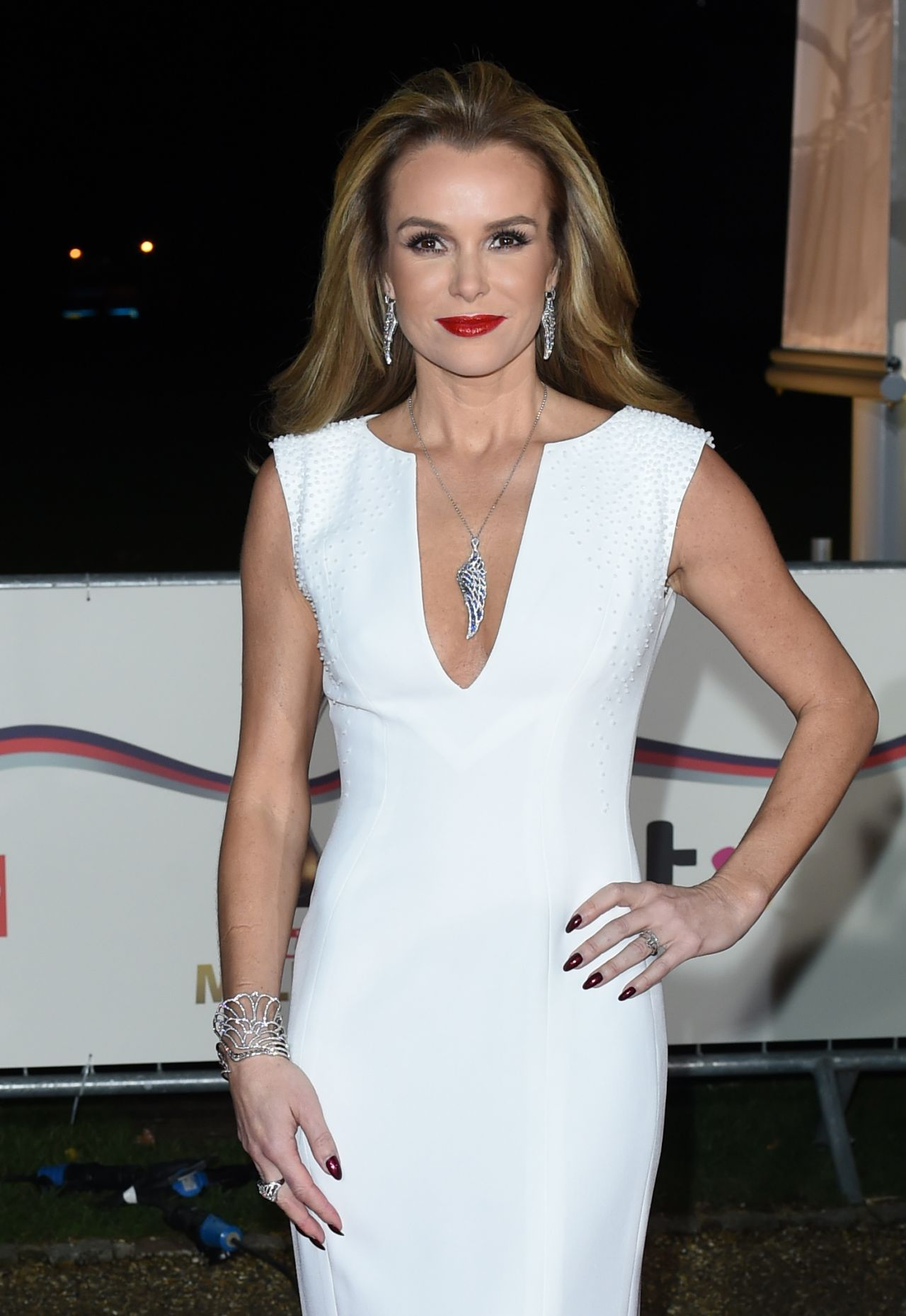 Amanda Holden A Night Of Heroes The Sun Military Awards