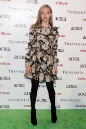 Amanda Seyfried Style - 2014 ACRIA Holiday Dinner in New York City