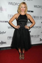 Amy Paffrath – Wayke Up Fundraiser Presented by Wildfox and Ladygunn in Los Angeles