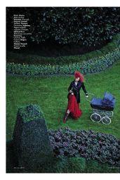 Anastasia Ivanova - Vanity Fair Magazine (Italy) - December 2014