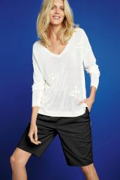 Anja Rubik Photoshoot for
