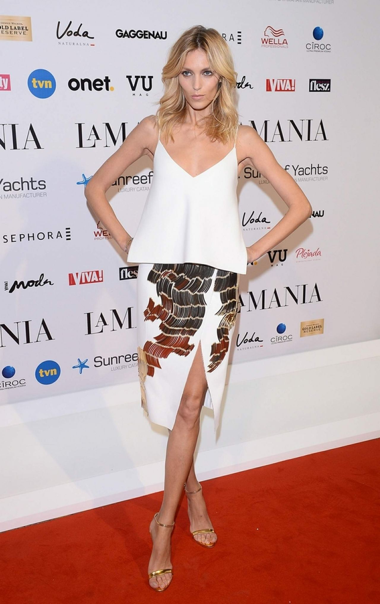 Anja Rubiks Leaked Cell Phone Pictures