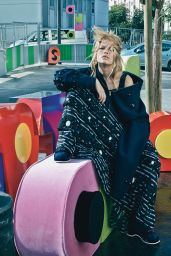 Anna Ewers - Photoshoot for W magazine December 2014