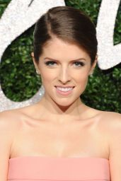 Anna Kendrick – 2014 British Fashion Awards in London