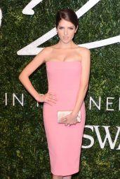 Anna Kendrick – 2014 British Fashion Awards in London