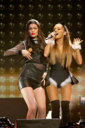 Ariana Grande Performs at 101.3 KDWB's Jingle Ball 2014 in St Paul