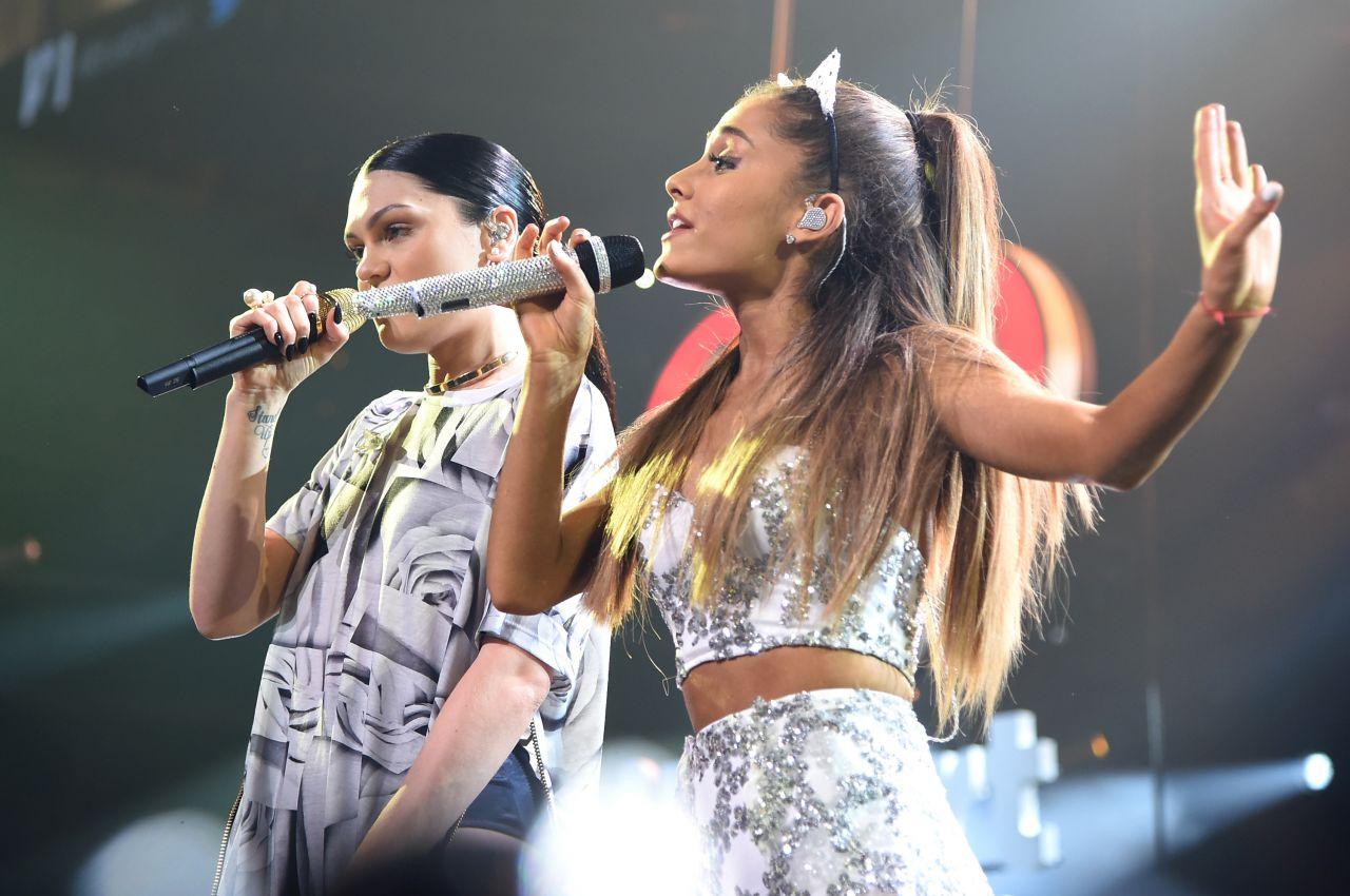 Ariana Grande: Performs at HOT 99 5s Jingle Ball 2014 -21